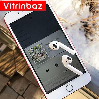 تست کیفیت صدای ایرپاد 2 اپل با آهنگ های مختلف