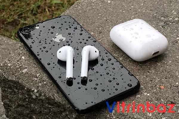 عدم ضد آب بودن ایرپاد 2 اپل براساس گفتههای شرکت اپل