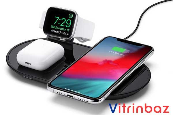 کیس شارژ بیسیم ایرپاد 2 اپل
